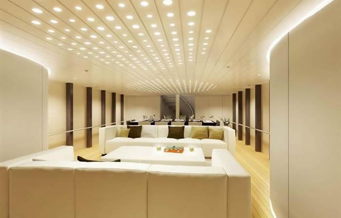Illuminazione yacht elettromare - Illuminazione design interni ...